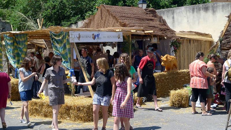 Festivities in Gard